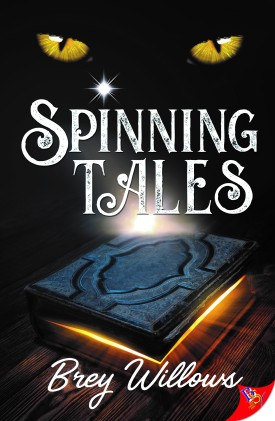 SpinningTales cover